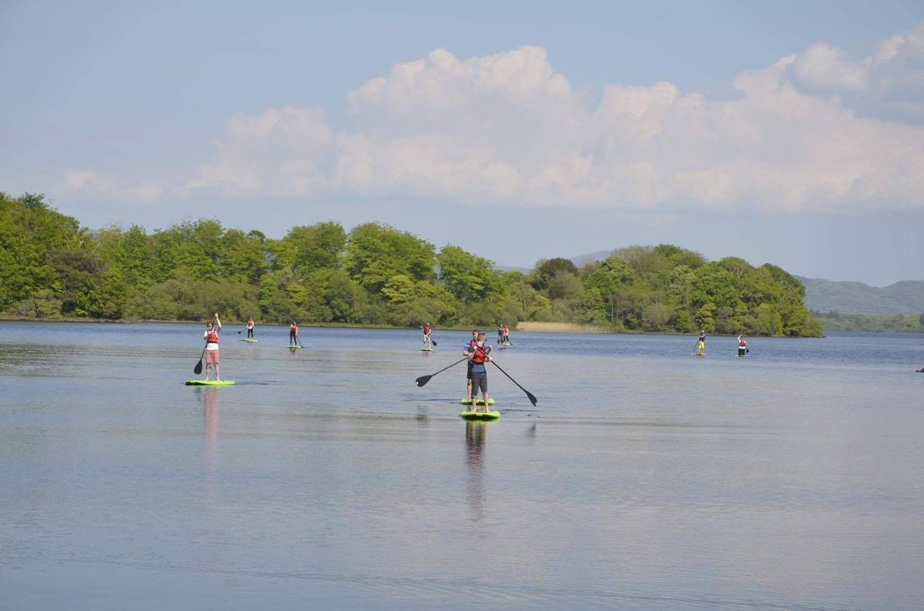 Stand Up Paddle (SUP) Trips