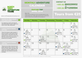 April Adventures with Northwest Adventure Tours