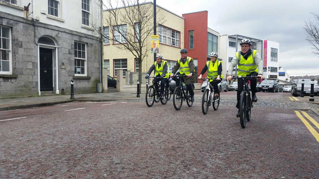 NWAT Launch New Bike Hire Service in Sligo