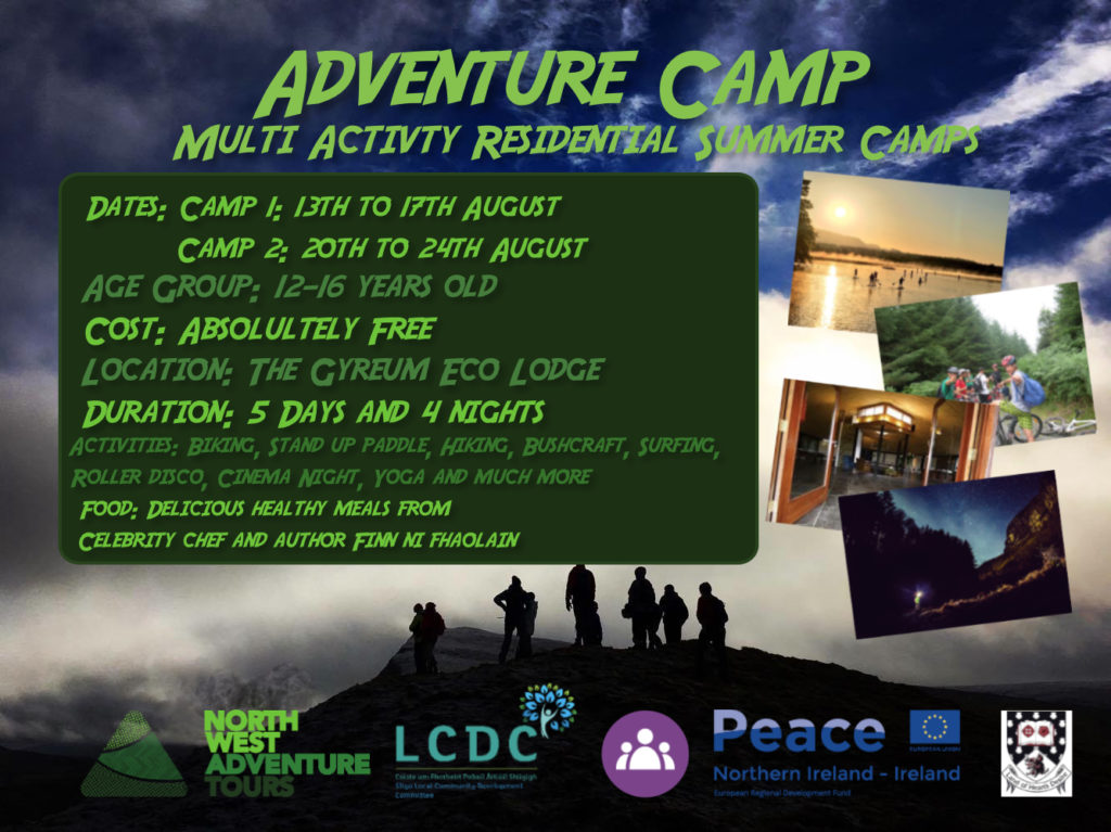 summer camp sligo